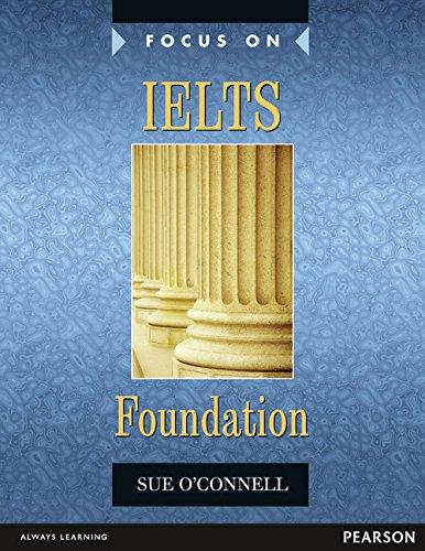 9780582829121: Focus on IELTS Foundation Coursebook
