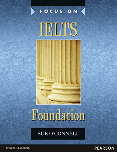 9780582829121: Focus on IELTS Foundation Coursebook