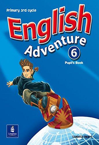 9780582829299: English Adventure Spain Pupils Book 6