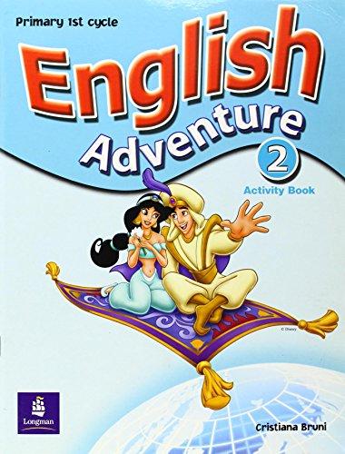 9780582829718: ENGLISH ADVENTURE SPAIN ACTIVITY BOOK 2