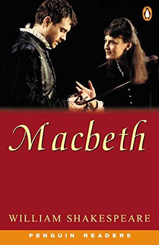 Macbeth, Level 4, Penguin Readers: SHAKESPEARE