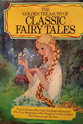 9780582831001: The Golden Treasury of Classic Fairy Tales