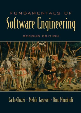 9780582832503: Fundamentals of Software Engineering: AND How to Break Software a Practical Guide to Testing