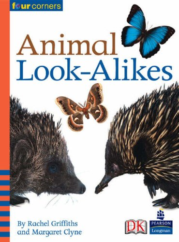 9780582833876: Four Corners: Animal Look-Alikes (Pack of Six)