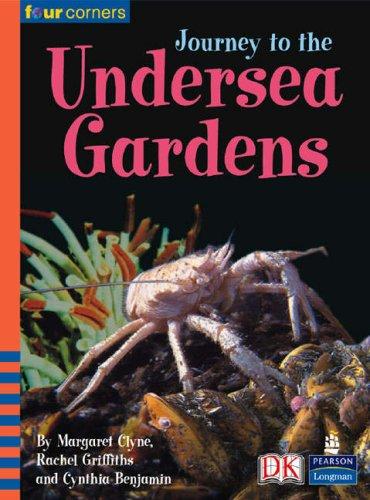 9780582834347: Journey to Undersea Garden (Four Corners)