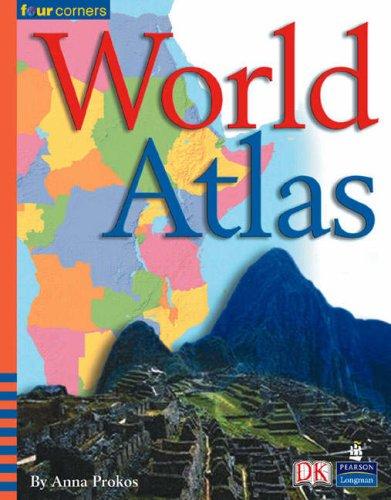 9780582834927: World Atlas (Four Corners)