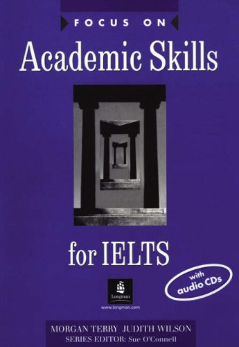 9780582837942: Focus on Academic Skills for IELTS Book and CD Pack