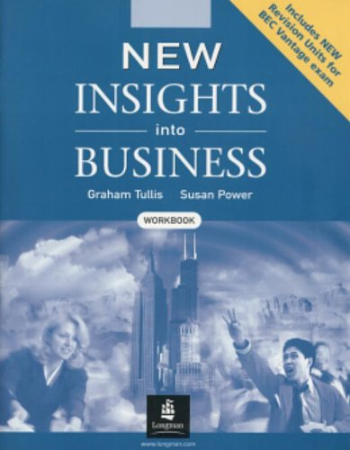 9780582838000: New Insights into Business. Workbook (BEC)
