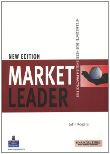 9780582838130: Market leader. Intermediate. Practice file. Per le Scuole superiori: Intermediate Practice File Book