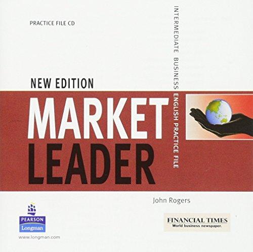 9780582838154: Market Leader New Edition. Intermediate Practice File CD