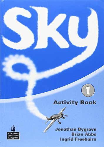 9780582838642: Sky 1 Activity Book