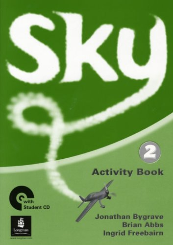 9780582838963: Sky: Activity Book and CD Level 2