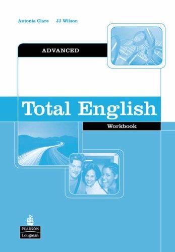 Total English Advanced Workbook without Key: Mr J J