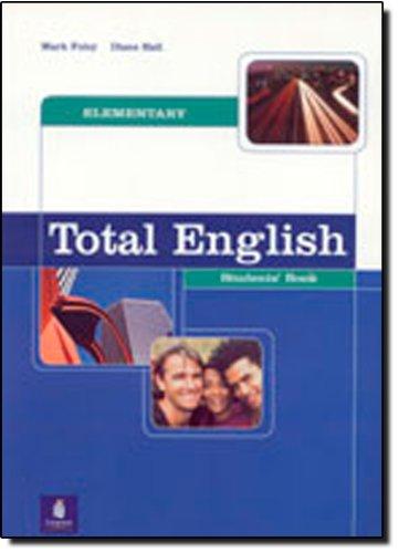 9780582841772: Total english. Elementary. Student's book. Per le Scuole superiori