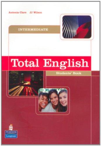 Total English: Intermediate Student's Book: Mr J J