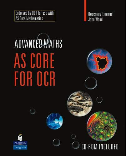 9780582842359: AS Core Maths for OCR