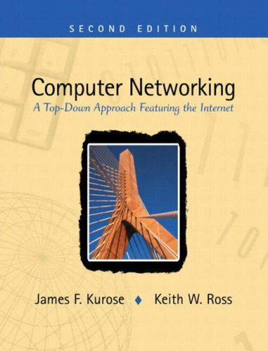 9780582843639: Computer Networking:A Top-Down Approach Featuring the Internet PIE with Object-Oriented Client/Server Internet Environments