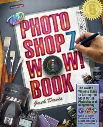 9780582844520: Photoshop 7 Wow! Book with 100 Photoshop Tips (Pearson Valueadd Pack)