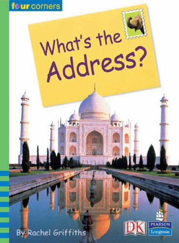 What's the Address (Four Corners) (0582845025) by Griffiths, Rachel