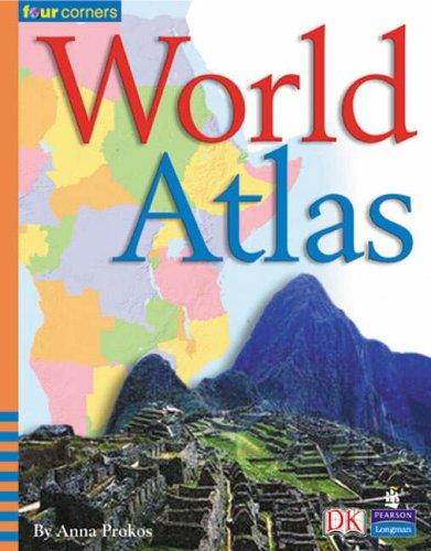9780582845305: World Atlas (Four Corners)