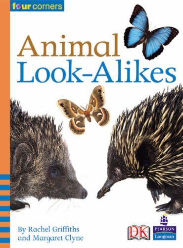 9780582845336: Four Corners: Animal Look-Alikes