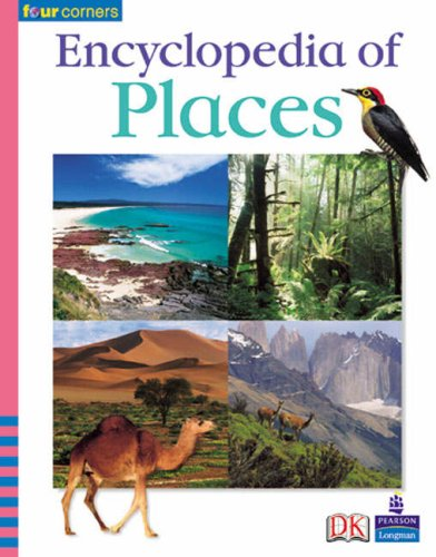 9780582845619: Encyclopedia of Places (Four Corners)