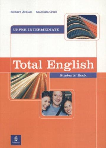 9780582846326: Total english. Upper intermediate. Student's book. Per le Scuole superiori