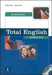 9780582846371: Total english. Upper intermediate. Workbook. With key. Per le Scuole superiori