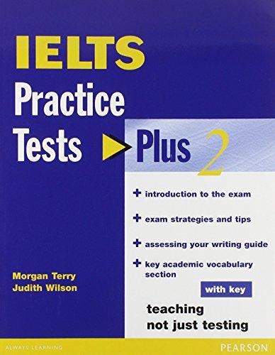 9780582846456: Ielts Practice Tests Plus 2