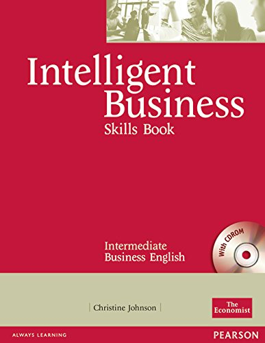 9780582846883: Intelligent Business Intermediate Skills Book and CD-ROM pack