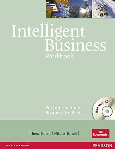 9780582846951: Intelligent Business Pre-Intermediate Workbook and CD pack: Workbook with Audio CD