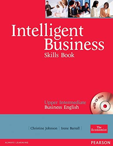 9780582846968: Intelligent Business Upper Intermediate Skills Book and CD-ROM pack