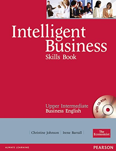 9780582846968: Intelligent Business Upper Intermediate Skills Book and CD-ROM pack