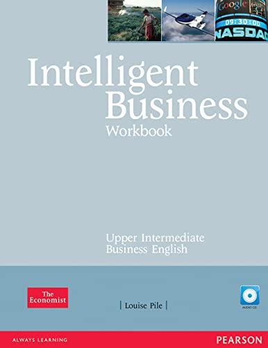 9780582846999: Intelligent Business Upper Intermediate Workbook and CD pack: Workbook with Audio CD