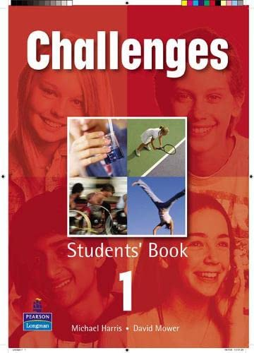 9780582847453: Challenges: Student Book Global Bk. 1