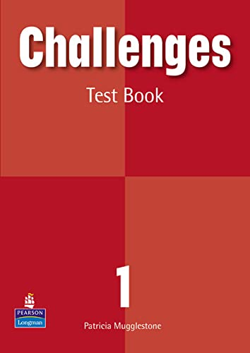 9780582847507: Challenges: Test Book Bk. 1