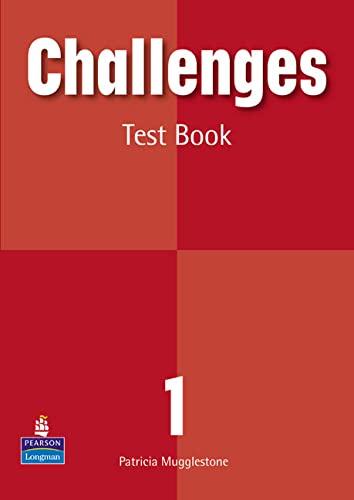 9780582847507: Challenges: Test Book Bk. 1 (Challenges)