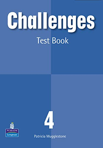 9780582847514: Challenges: Test Book Bk. 4 (Challenges)
