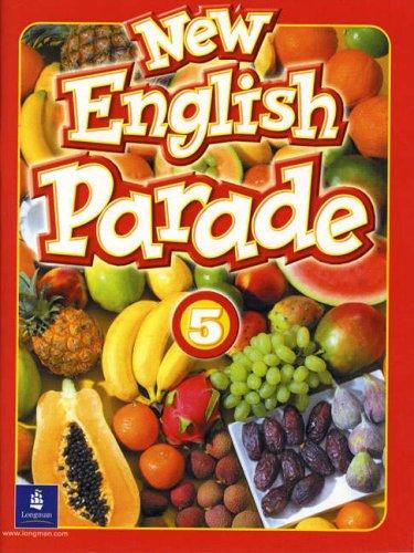 9780582847583: New English Parade Saudi Students Book 5 (English Parade)