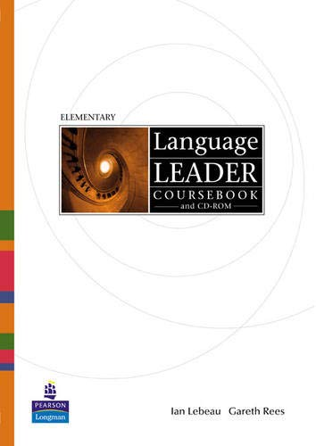 9780582847682: Language Leader: Coursebook And Cd Rom