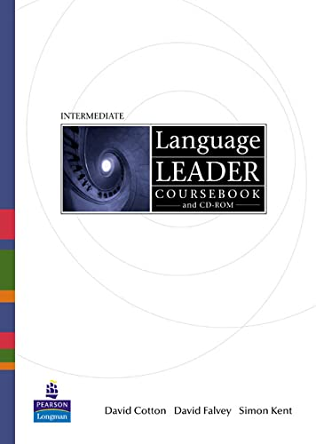 9780582847736: Language Leader Intermediate Coursebook for Pack