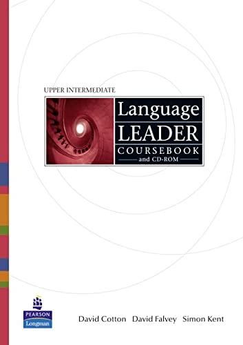 9780582847828: Language Leader Upper Intermediate Coursebook for Pack