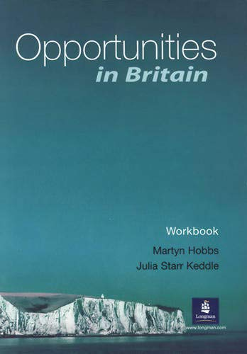 9780582847910: Opportunities in Britain: Video Workbook (Opportunities)