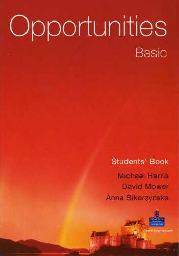 9780582847934: Opportunities Basic (Arab-World) Student Book