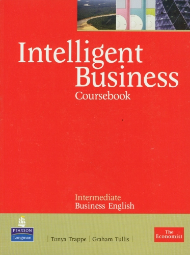 9780582847965: Intelligent Business Intermediate Course Book