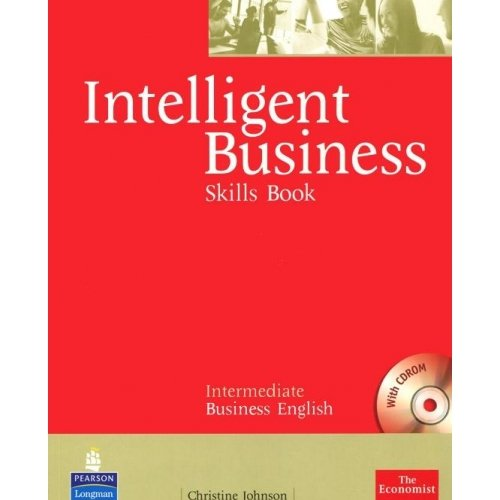9780582847972: Intelligent Business: Intermediate Business English: Skills Book (+ CD-ROM)