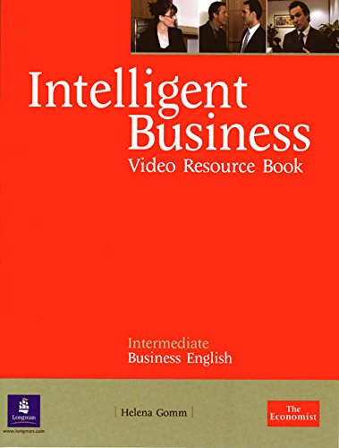 9780582847996: Intelligent Business Video Resource Book