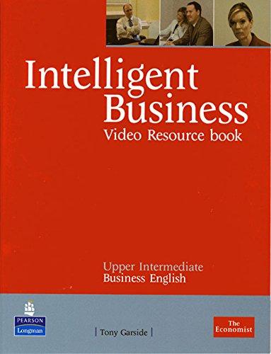 9780582848078: Intelligent Business: Upper-Intermediate Video Resource Book