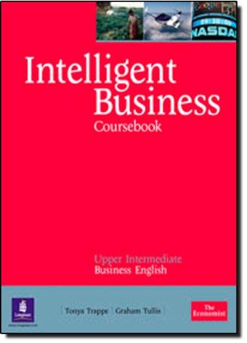 9780582848092: Intelligent Business Upper-Intermediate Students book