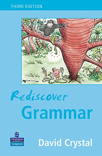 9780582848627: Rediscover Grammar Third edition